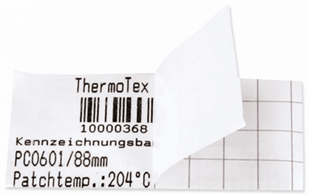 Sealing labels (VL)