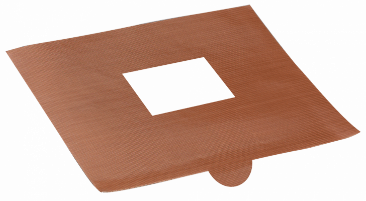 Heat-protection cover plate